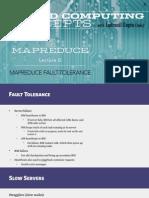 C3 Mapreduce D CSRAfinal