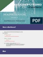 C3 Mapreduce a CSRAfinal