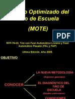 Clase MOTE (Ec I)