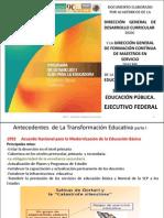 Programa 2011 y Guia de La Educadora