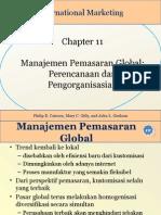 Chapter 12 Manajemen Pemasaran Global