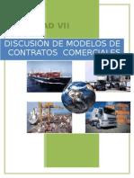 Comercio Nacional e Internacional
