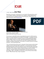 Prem Watsa - The 2 Billion Dollar Man - Toronto Live - 04-2009