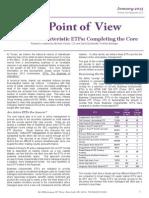 Business Characteristic ETFs