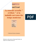 SIGMUND FREUD-La Morale Sexuelle