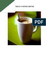 Proposal Coffeeshop