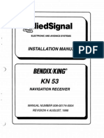 KN53 INSTALLATION MANUAL