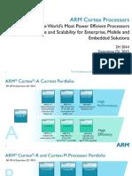 ARM Cortex 2014