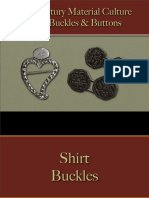 Clothing - Male - Shirt Buckles & Buttons