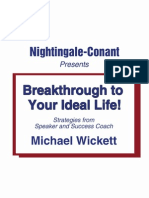 Breakthrough to Your Ideal Life