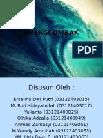 Energi Ombak