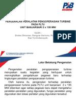 Materi Pengenalan Peralatan Pengoperasian Turbin