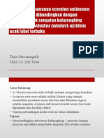 Efikasi Dan Keamanan Antibisa Kalajengking Plus Prazosin Dibandingkan