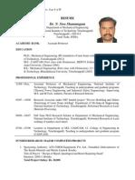 CV - Dr.NSS