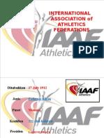IAAF Slide