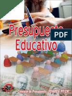 Presupuesto-educativo