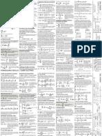 Formulario Fisica2 (elettromagnetismo)