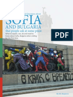 35 Frequently Asked Questions about Sofia and Bulgaria