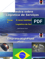 Serviços em logistica.ppt