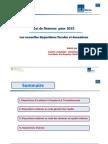 Les Nouvelles Dispositions Fiscales de La Loi de Finance 2015 Par Apport LF 2014