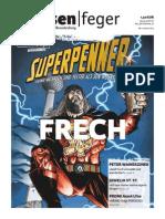 Frech - Ausgabe 1, 2015 des strassenfeger