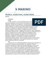 Adrian Marino-Modern, Modernism, Modernitate 08
