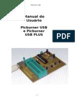 Manual Picburner USB r1