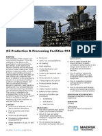 John M. Campbell PF4 Oil Production & Processing Facilities