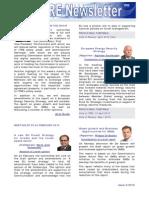 Info2/2015 Attività Commissione Industria Ricerca Energia Telecom