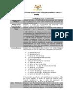 Anexo 8 - Lista de Benefícios