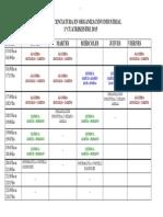Horario Loi 1er Cuatrim 2015