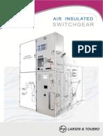 10.10.2011 Air Insulated Switchgear Final