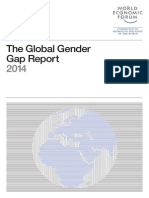Global Gender Gap Report 2014