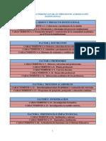 5. Factores y Caracteristicas Acreditación