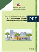 Manual Arborizacao