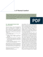 2-Principles of Thermal Comfort