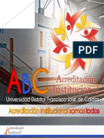 3. ABC Acreditación Institucional