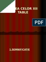 Legea Celor Xii Table