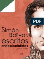 Escritos Anticolonialistas. Gustavo Pereira