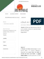 ¿Qué Es Diwali_ - Blog de Viajes a India