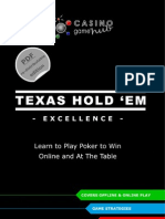 Texas Hold 'em Excellence