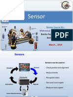 Discrete Sensor and it's application