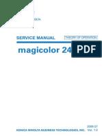 2490mf Service Manual