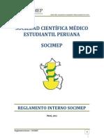 reginterno2012 SOCIMEP
