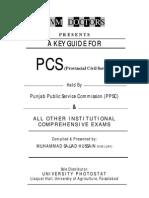 PCS Key Guide