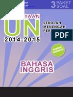 Materi Pengayaan UN Bahasa Inggris SMP MTs 2015
