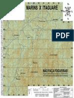 A4 Mapa Travessia Marins x Itaguare