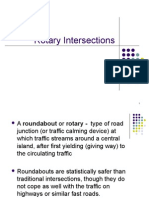 rrotary Intersections