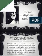 Tudor  Arghezii