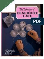 Como Hacer Encaje Teneriffe Revista
